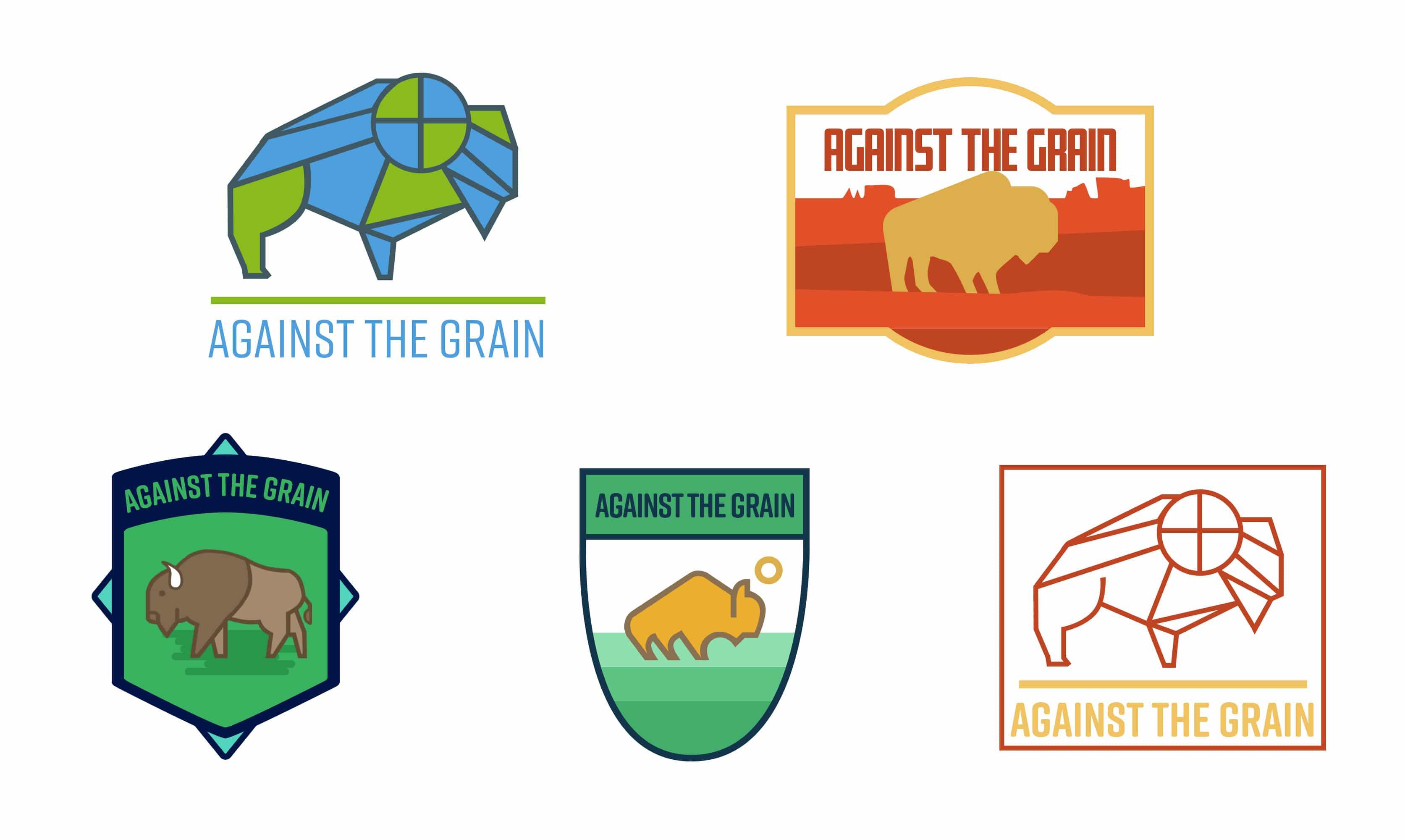 buffalo logo designs