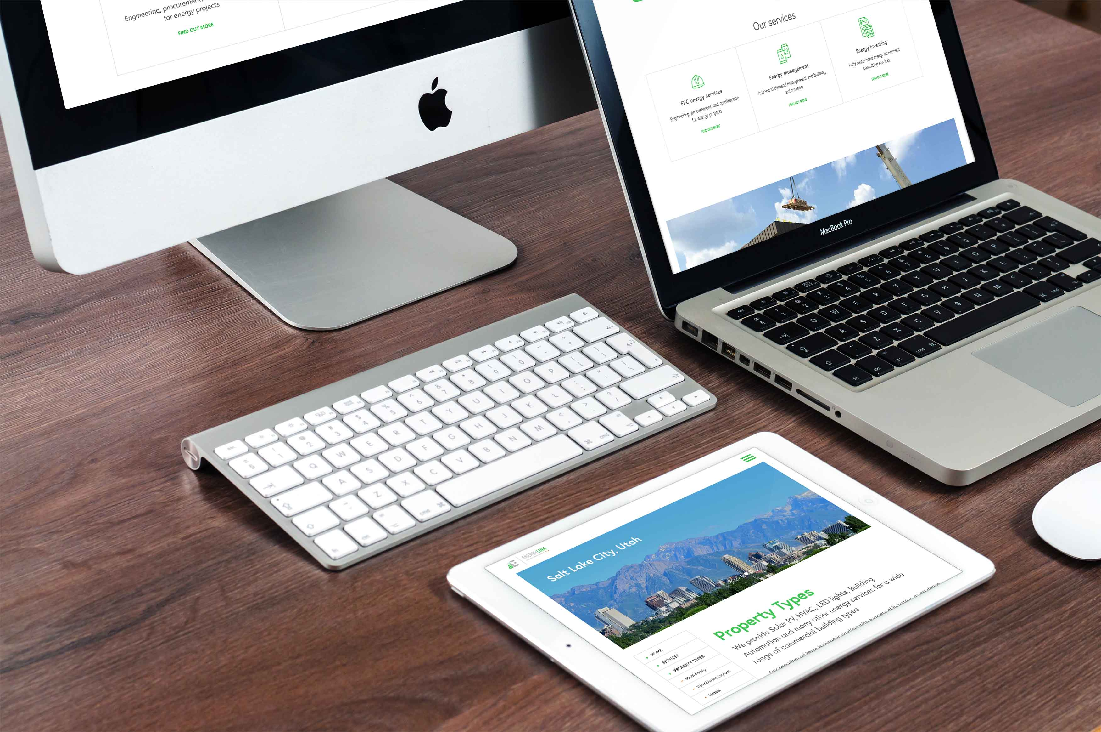 St. Louis website design and brand building