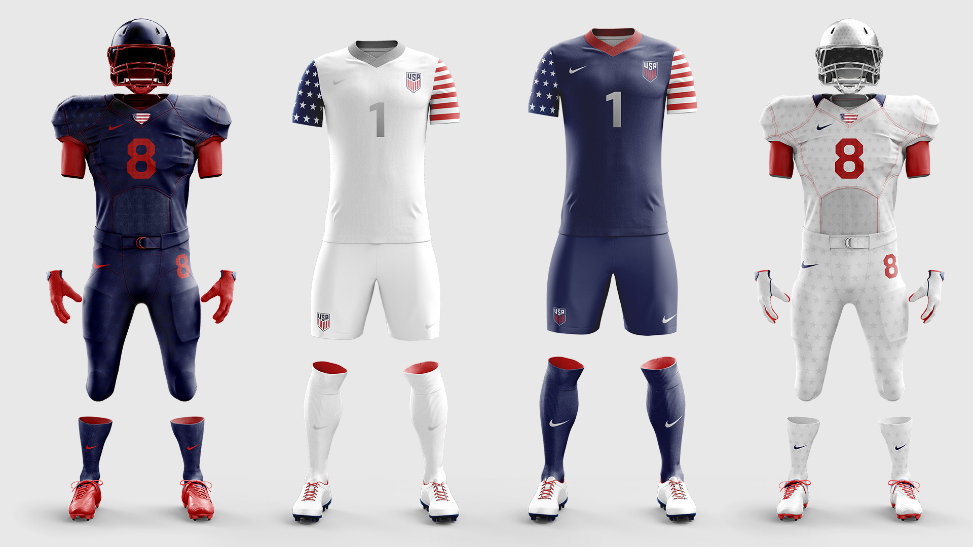 custom usa sports jerseys