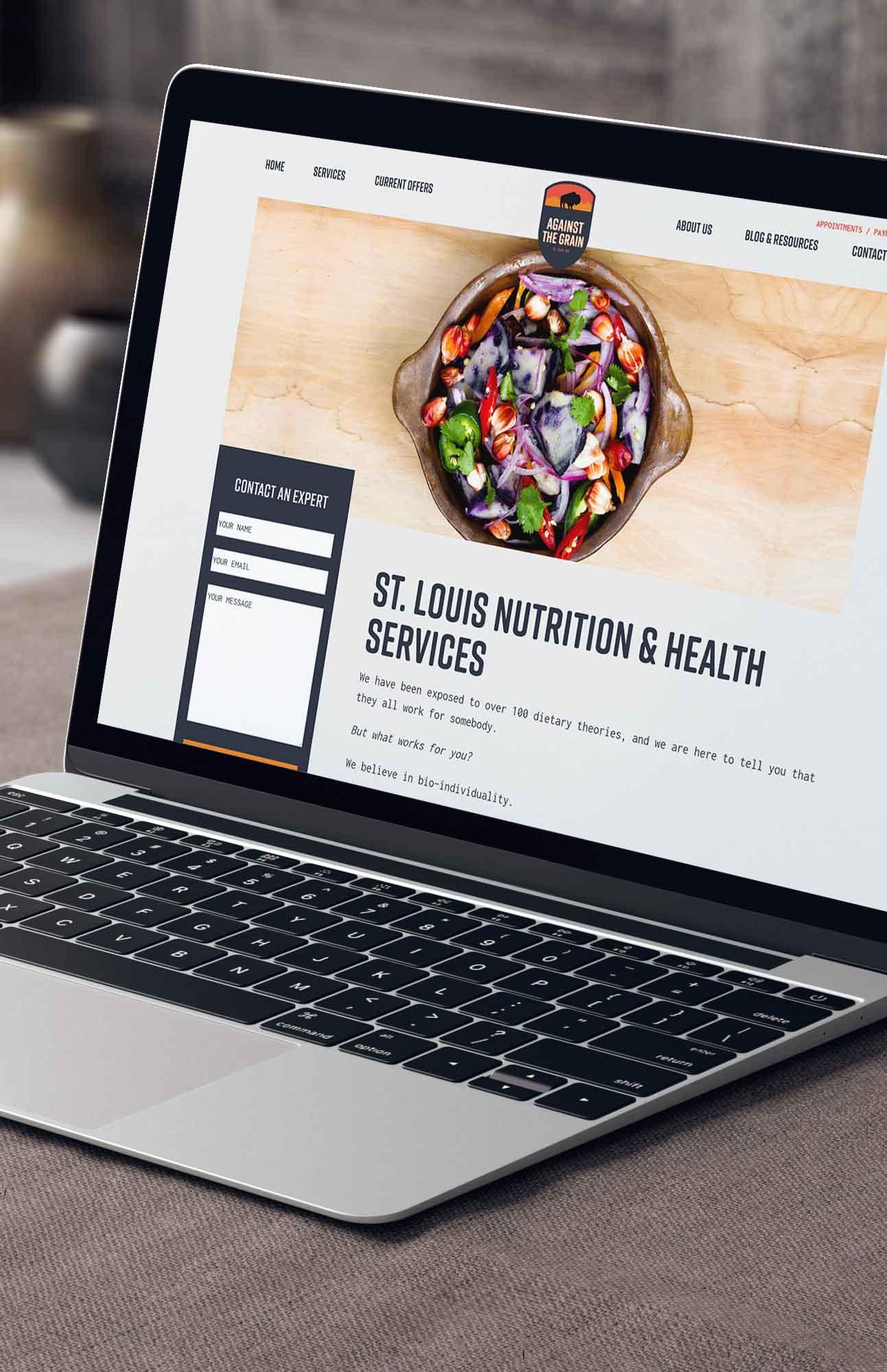 St. Louis web design company